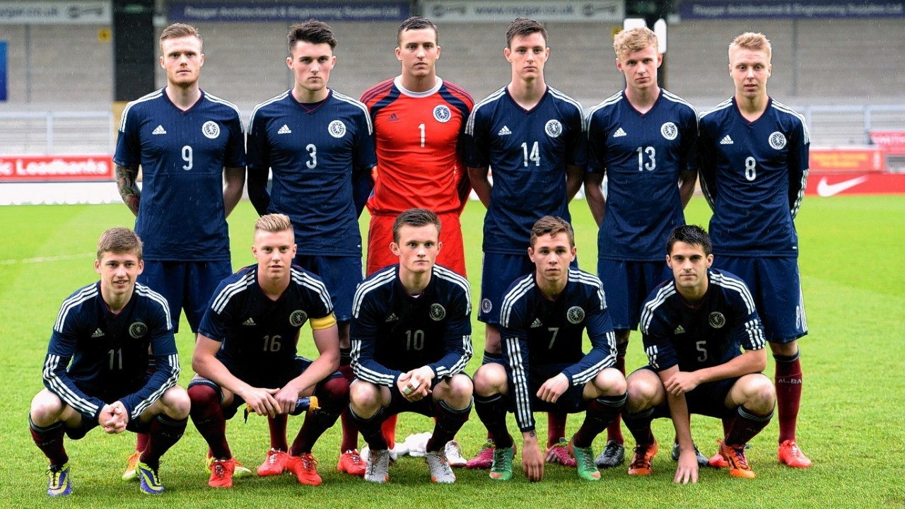 Gauld has 10 caps for Scotland under-19s, four caps for the under-21s and last September received his first call up to the senior squad