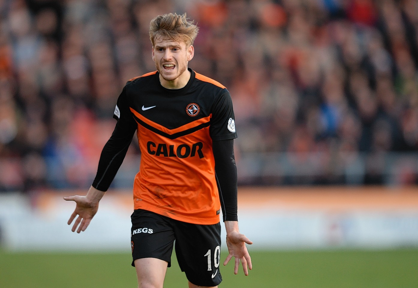 Dundee United have accepted a bid from Celtic for Stuart Armstrong
