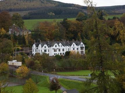Party location: Craigellachie Hotel
