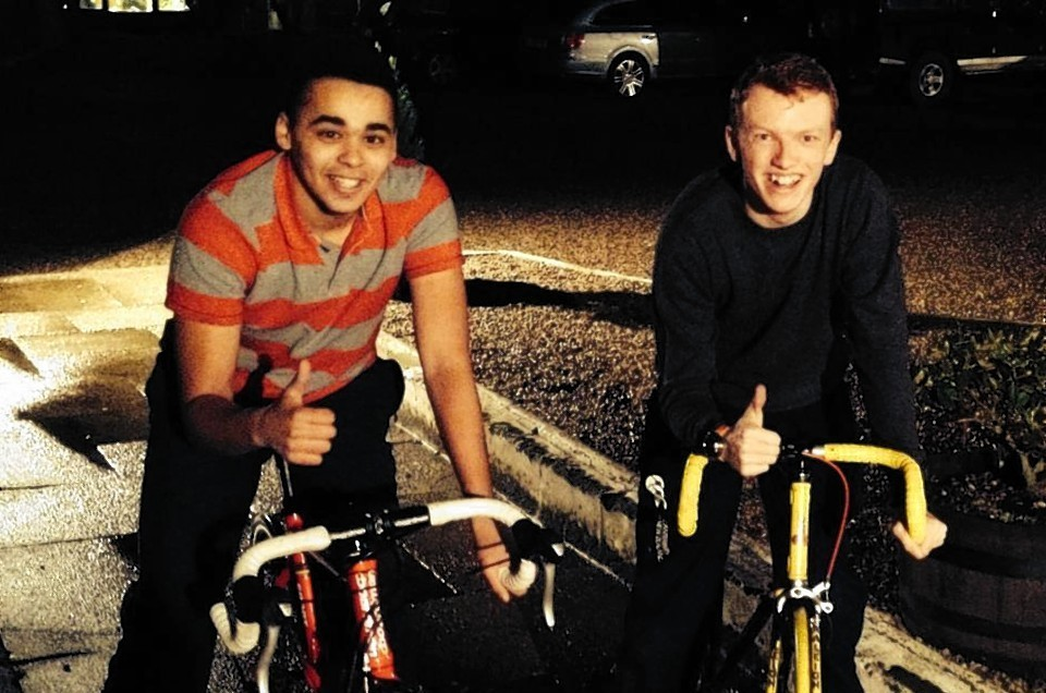 Pupils to take on the charity cycle