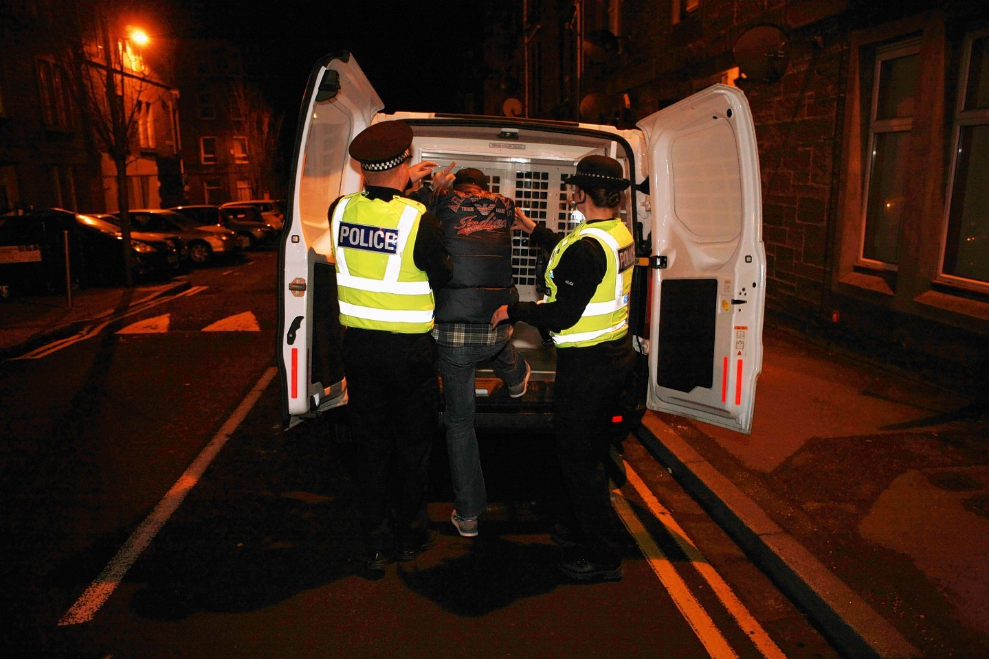Police have made several arrests in the past week in relation to violence after the Dundee Utd v Aberdeen match