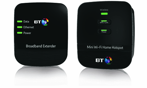 BT's mini Wi-Fi home hotspot 500 Kit may become an indispensable piece of kit
