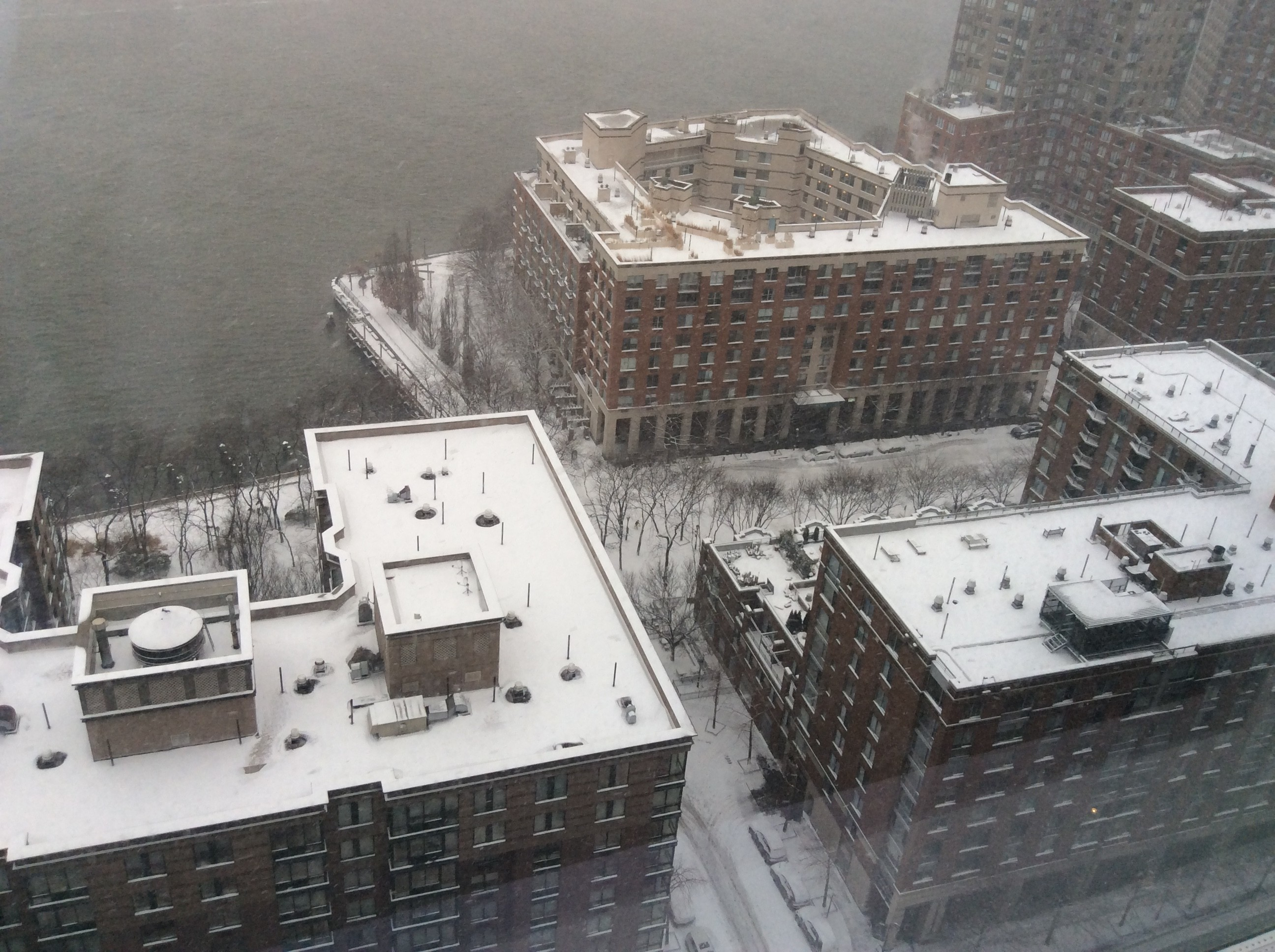 Images from the apartment of Andy and Kay Frepp, a Scots couple who live in Battery Park, Manhattan.