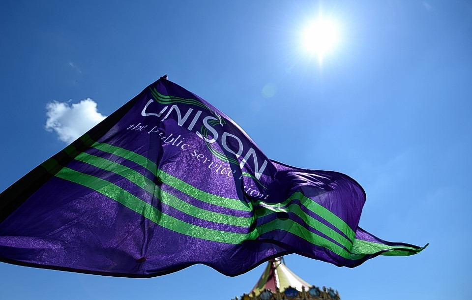 Unison has warned that public services are in decline as austerity continues to take its toll.