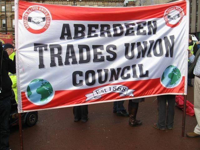 The ATUC has organised the march