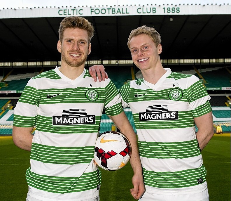 Celtic have impressed since adding former Dundee United duo Stuart Armstrong and Gary Mackay-Steven