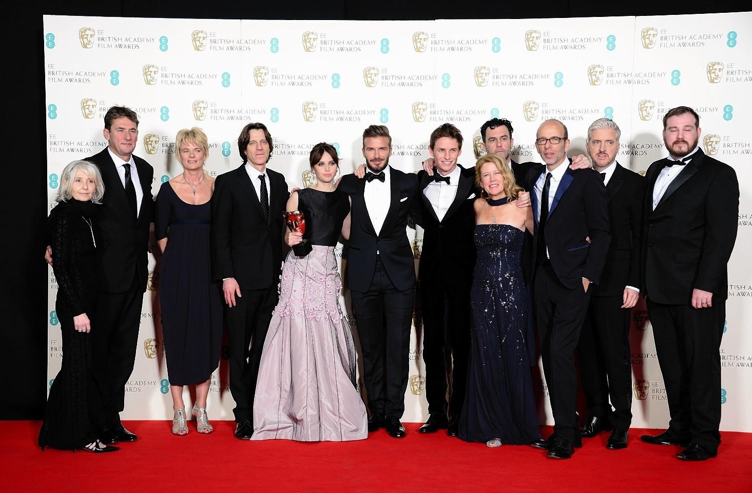 Bafta: BAFTA 2015 Winners: Grand Budapest, Boyhood And Hawking