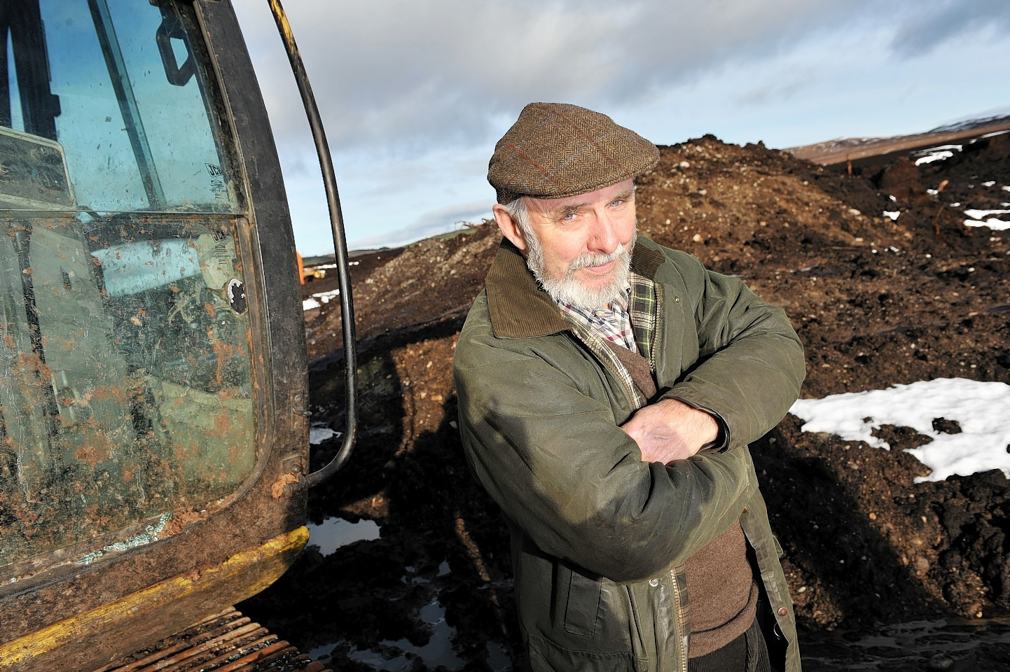 Brian MacGregor is frustrated by Highland Council's refusal to consider a tunnel as a potentially cheaper option as part of its Inverness bypass project.