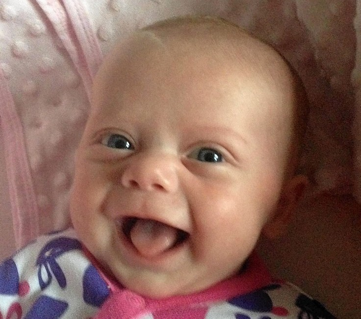 Chloe Sutherland died after being admitted to the Royal Hospital for Sick Children in Edinburgh