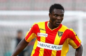 Edward Ofere has joined the Caley Jags until the end of the season