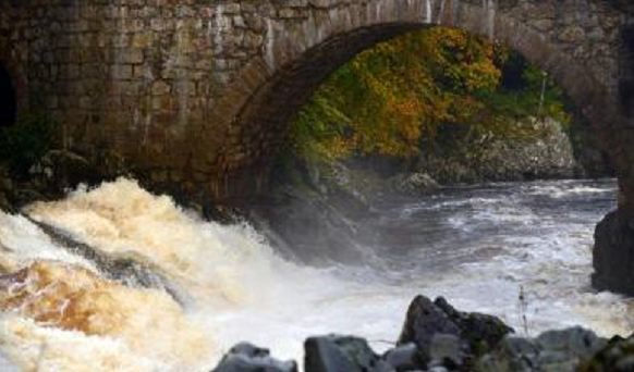 Visitors will get easier access to the best spots in Deeside  - such as the Falls of Feugh