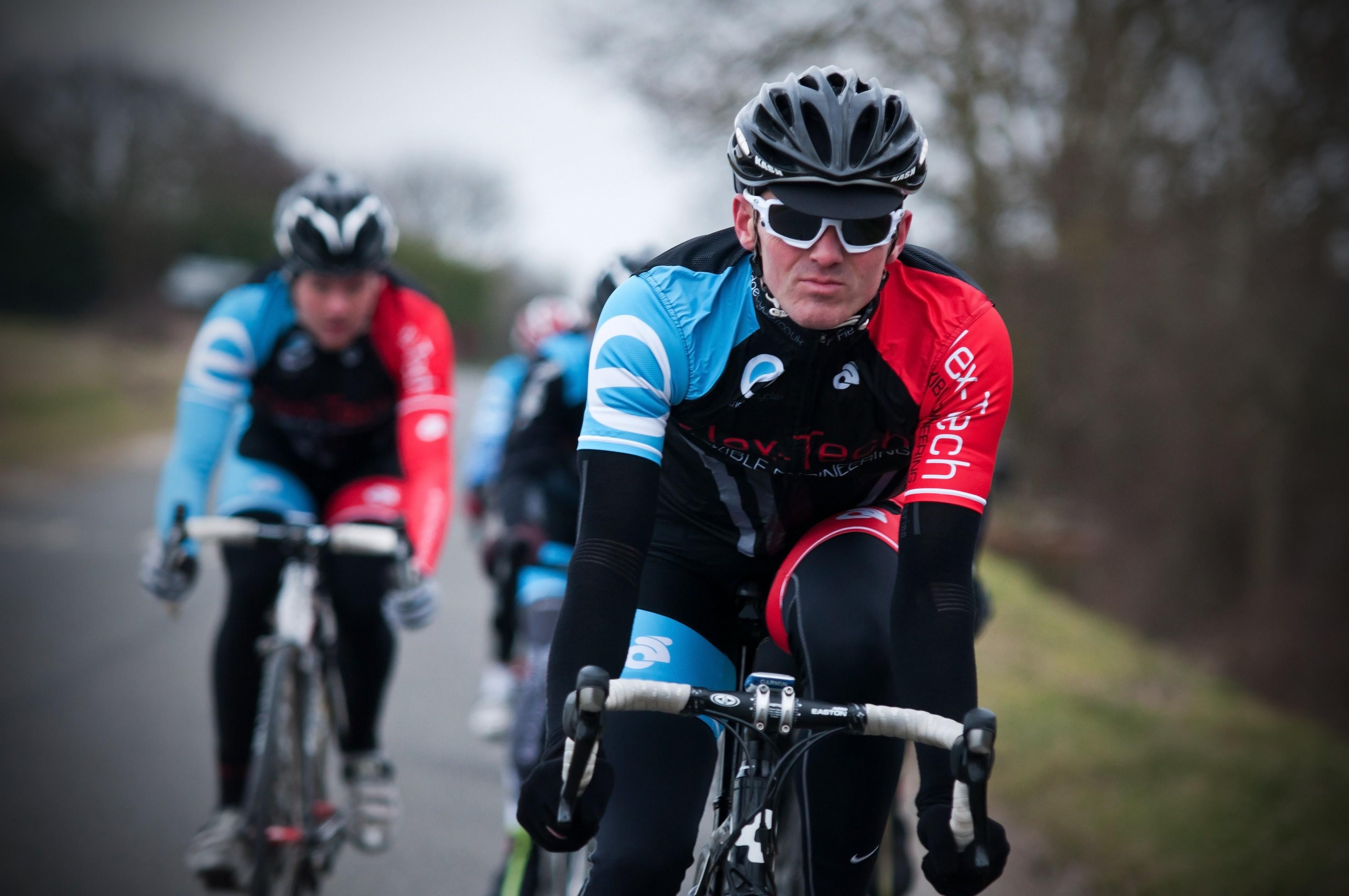 Flextech - Ettridge Cycles Race Team