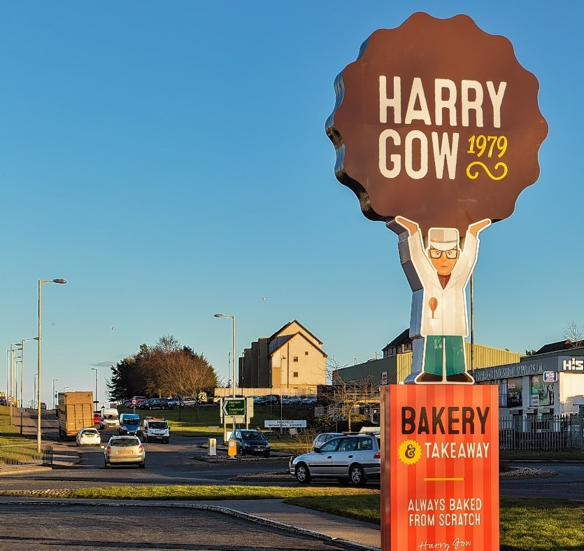 The new Harry Gow premises in Elgin will provide at least 15 jobs in the area.