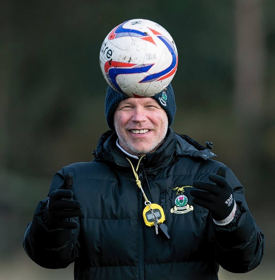 John Hughes wants to help Caley Thistle rivals Ross County