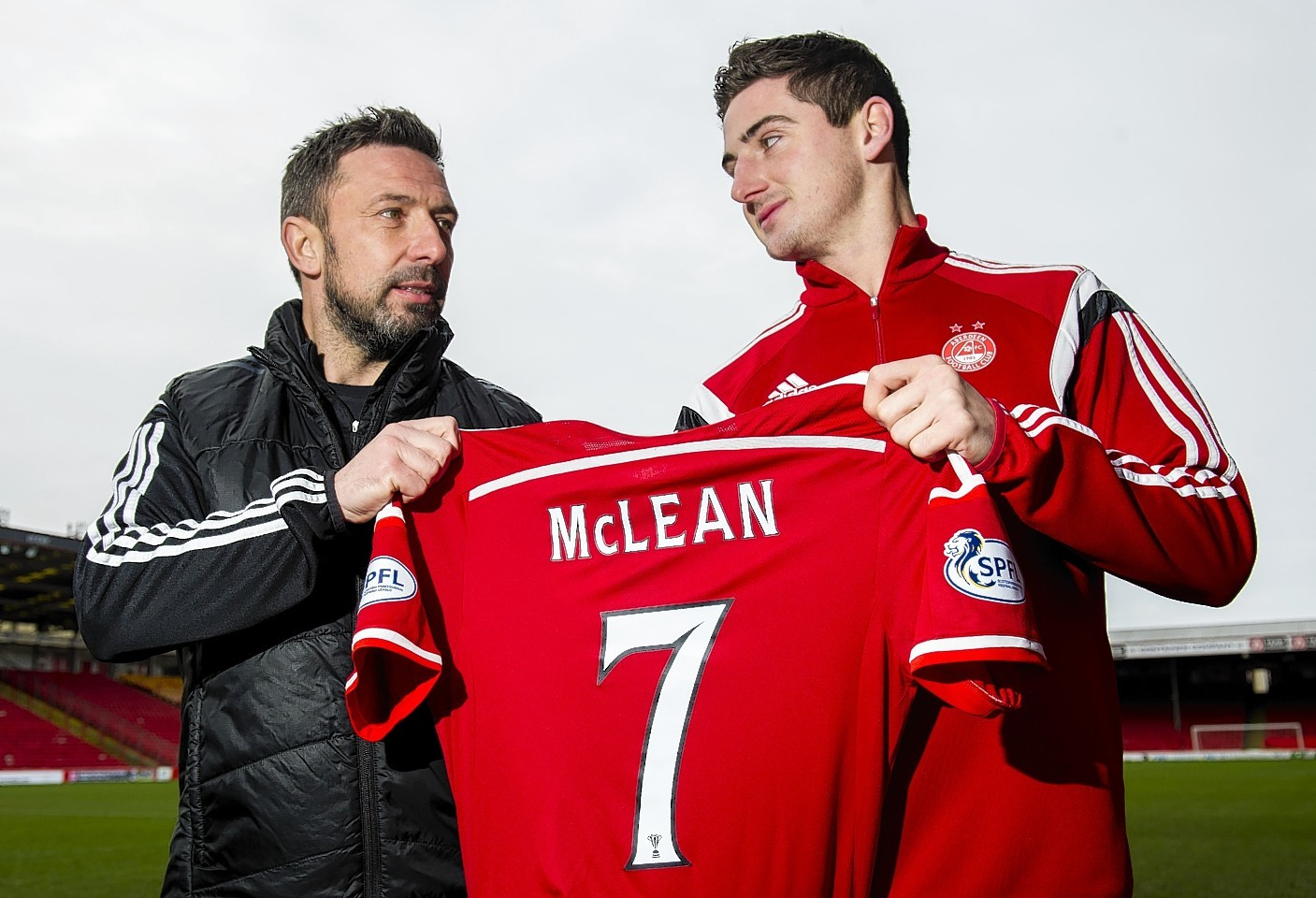The signing of Kenny McLean has proven to be a good piece of business