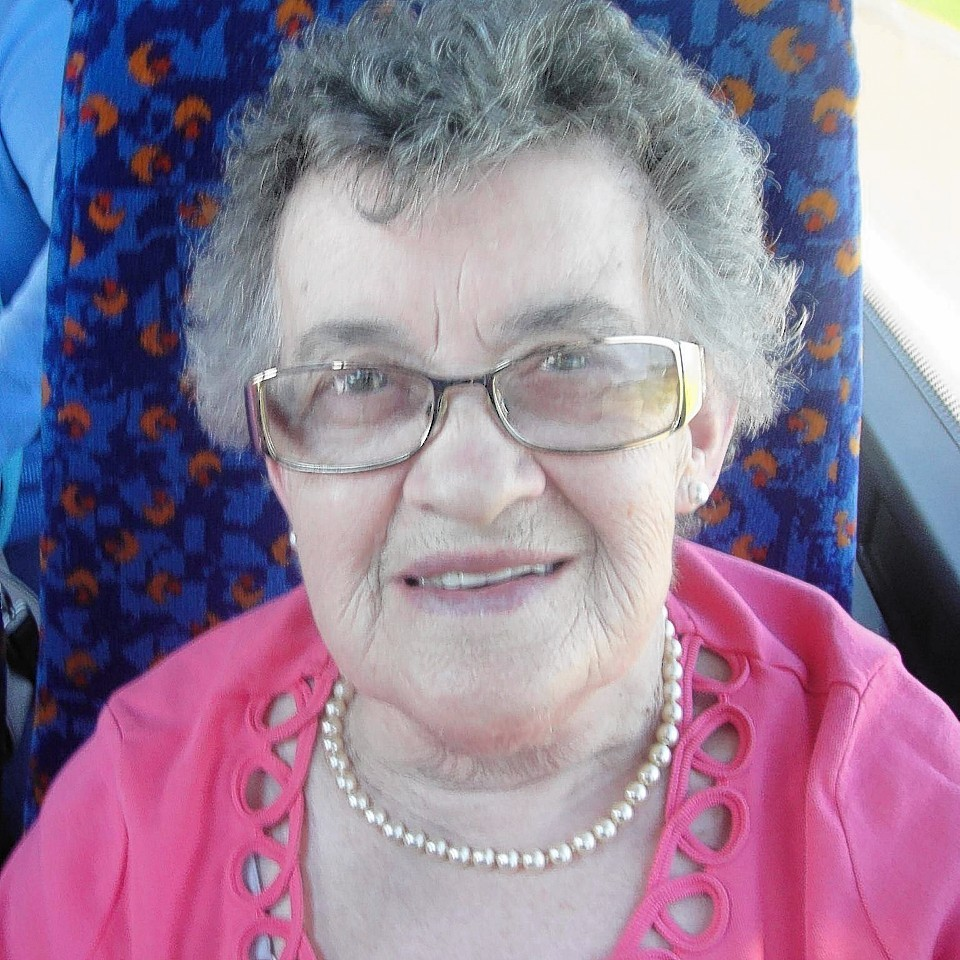 Lillian Morrison, who died after being hit by the car