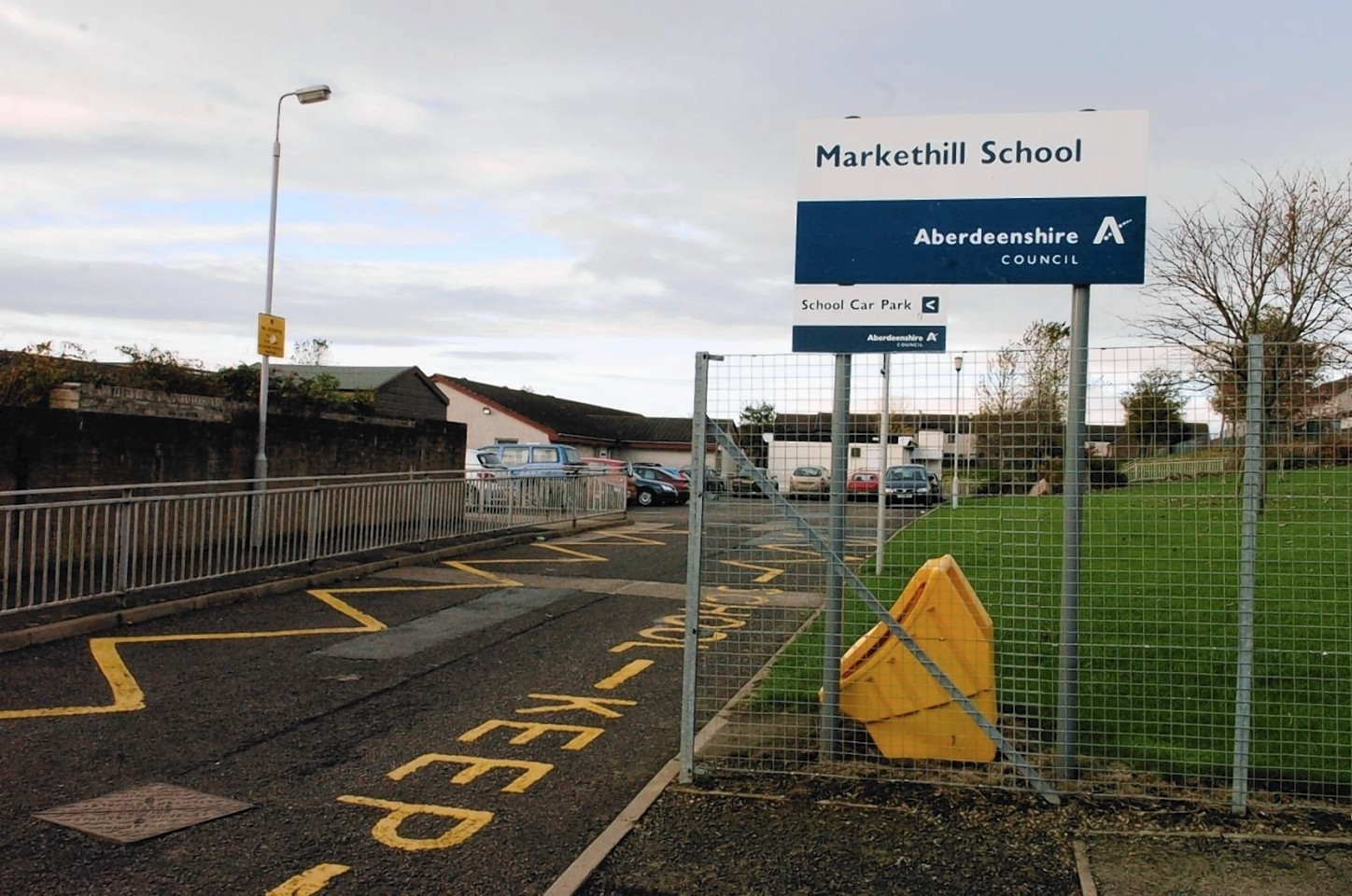 Markethill Primary, Turriff