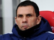 Sunderland manager Gus Poyet, pictured, was puzzled after Wes Brown was sent off at Old Trafford
