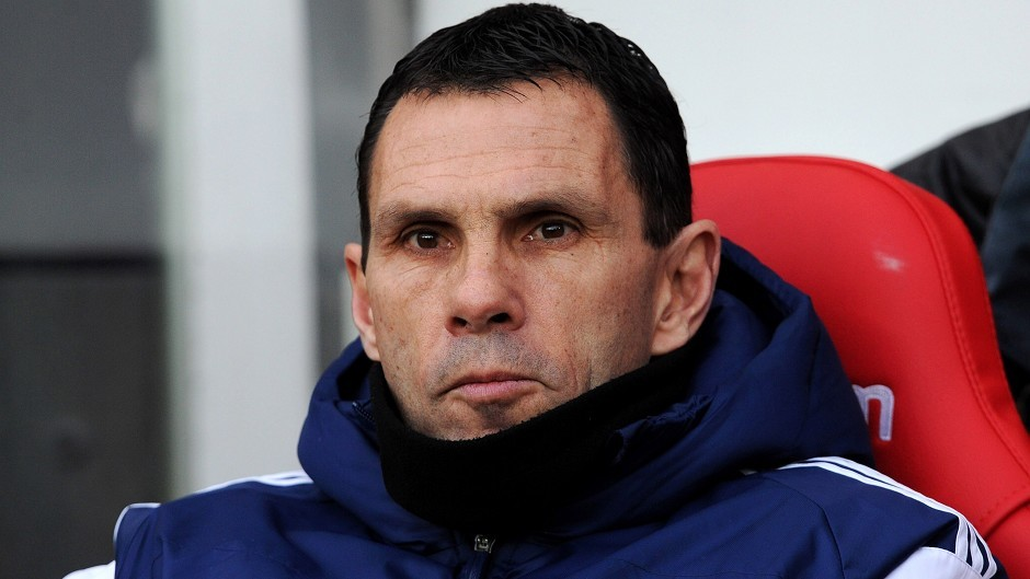 Gus Poyet's reign at Sunderland is over