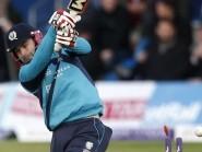 Preston Mommsen's Scotland were beaten by Afghanistan in Dunedin