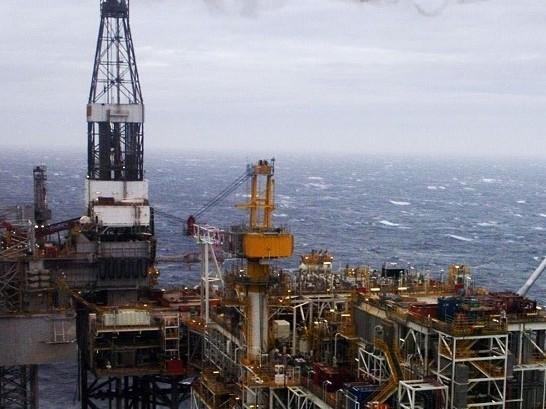 bressay oilfield
