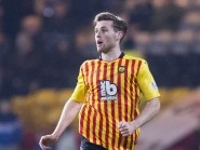 Stephen O'Donnell scored Partick's opener against Dundee United