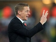 Swansea manager Gary Monk is pleased to have reached 40 points