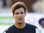 Steven Finn is one of the highest wicket-takers at the World Cup, having claimed eight at an average of 18.25