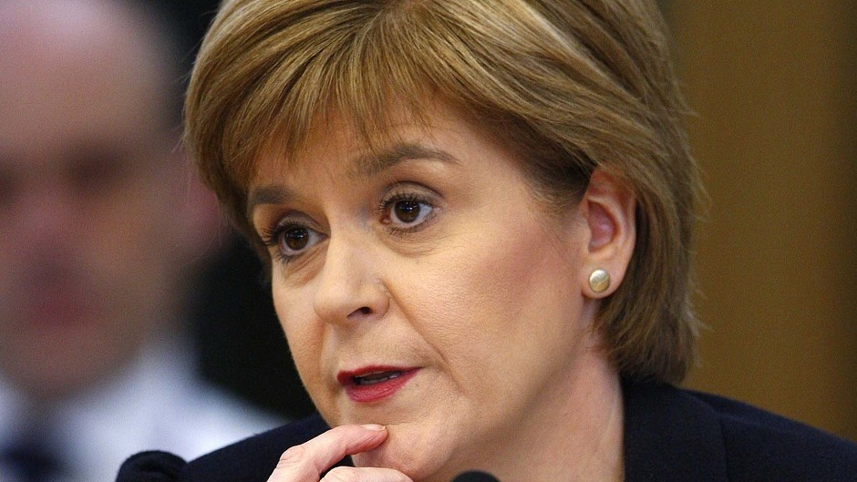First Minister Nicola Sturgeon marks 100 days in office today.