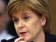 Nicola Sturgeon admits there is 'much more to do' as she marks her 100th day as First Minister