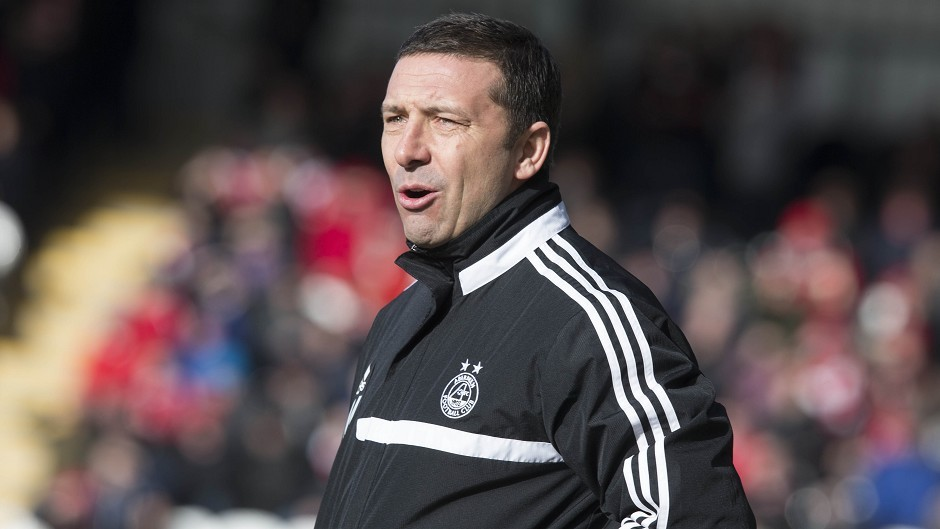 Derek McInnes felt Aberdeen's victory should have been more convincing