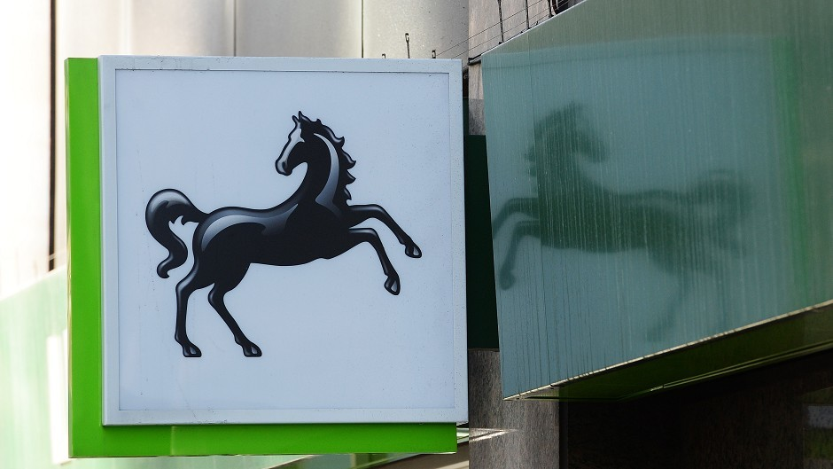 The taxpayers' stake in Lloyds Banking Group is to be slashed