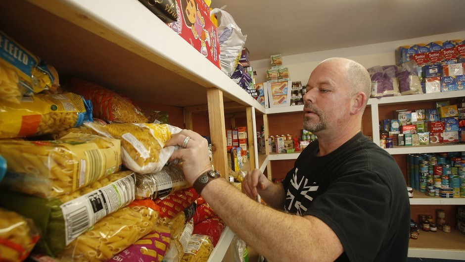 Requests to food banks have hit record levels