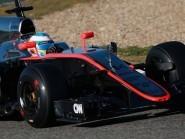 Fernando Alonso will not participate in McLaren's final pre-season testing after a heavy crash