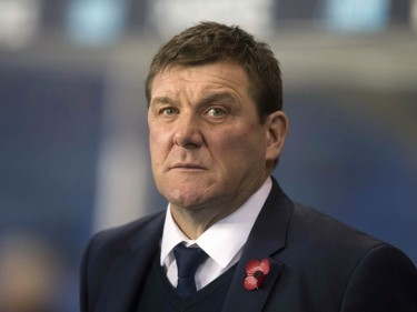 A draw was not good enough for St Johnstone manager Tommy Wright
