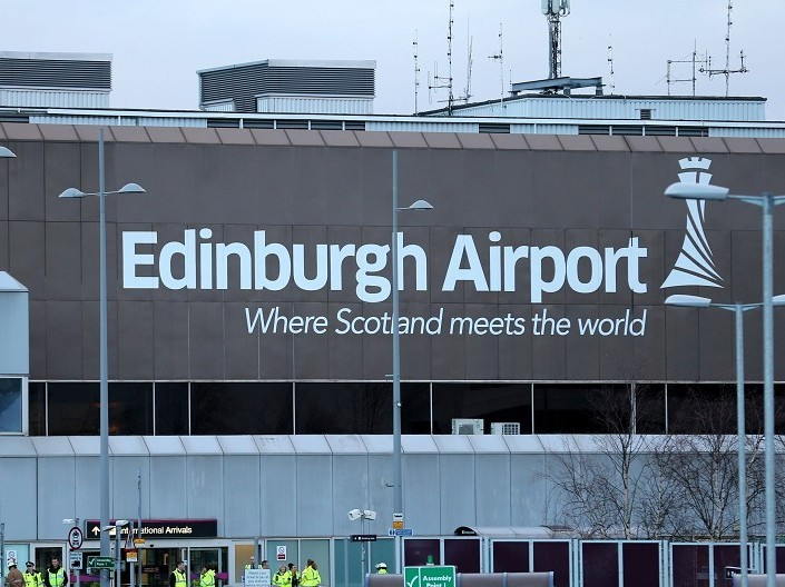 Edinburgh Airport commissioned the study