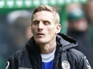 Gary Teale was keen to look forward after his side finally won at home