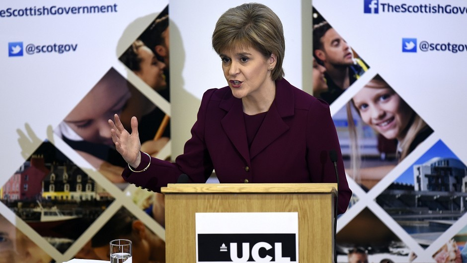 The Scottish Conservatives have accused First Minister Nicola Sturgeon of sidelining her cabinet and acting like a one-woman band.