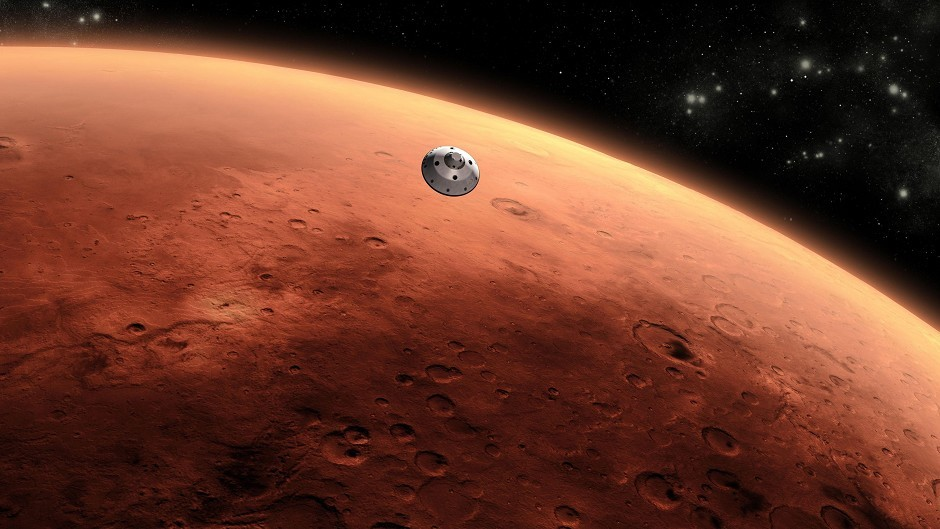 Aberdeen academics' discovery increases possibility of life on Mars | Press and Journal