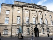 Faris Al-Khori, 62, pleaded guilty to a breach of the 1883 Explosive Substances Act when he appeared at the High Court in Edinburgh