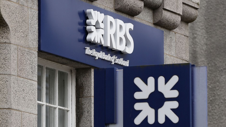 The Royal Bank of Scotland could potentially face a bill in excess of £3million.