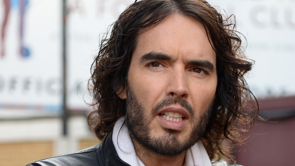 Russell Brand's 71-year-old mother was rushed to hospital after being badly injured in a hit-and-run car crash