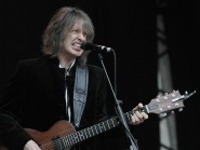 Mike Scott and his band The Waterboys are one of the headline acts at this year's Wickerman festival