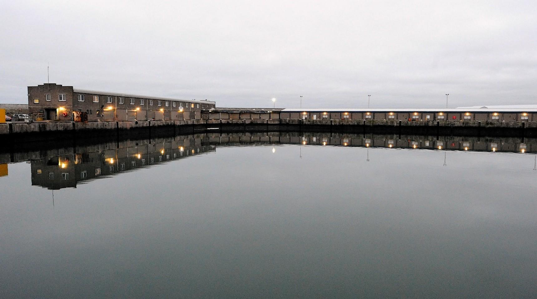 Peterhead Port Authority.