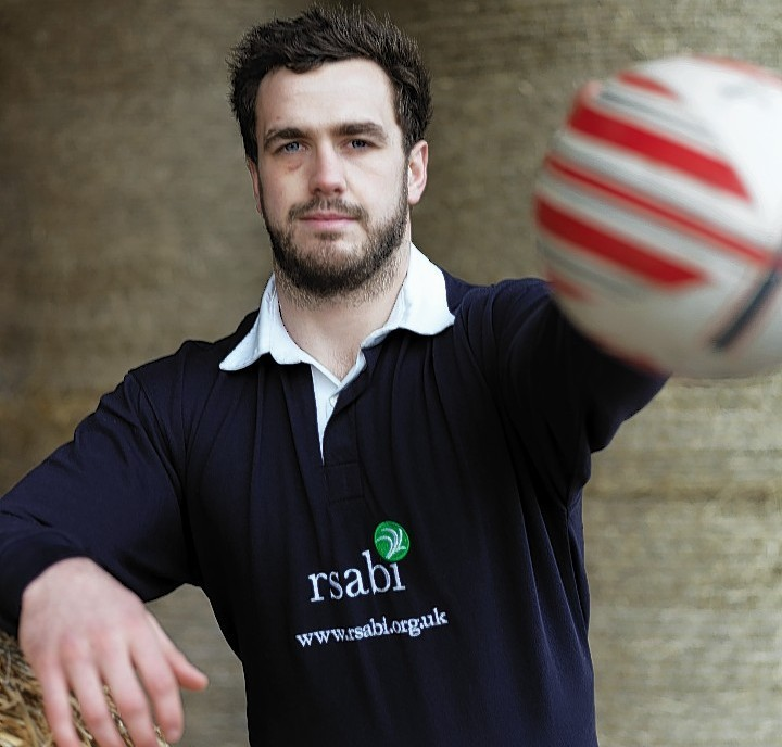 Alex Dunbar is RSABI's ambassador