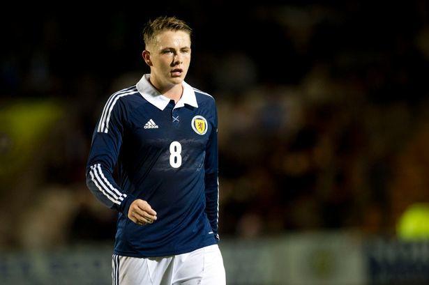 Rangers are rumoured to be looking to sign former Scotland under-21 midfielder Scott Allan