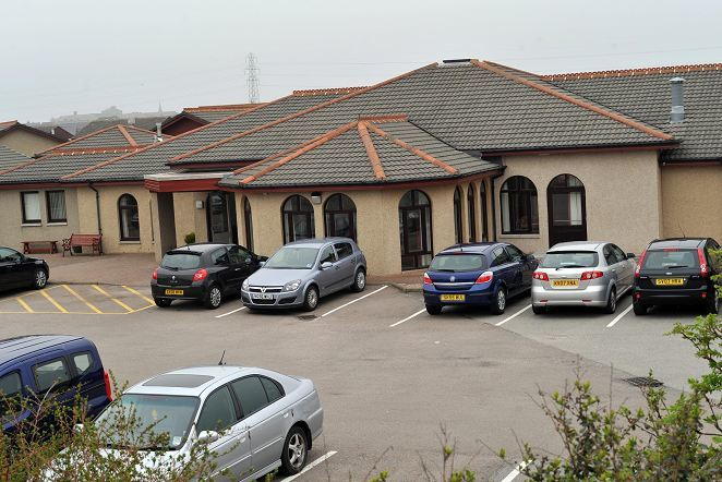 St Modans Care Home, Fraserburgh.