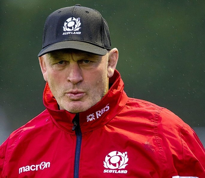 Vern Cotter has made two changes to his team
