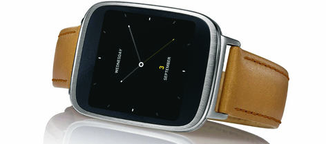 The clever Asus ZENwatch