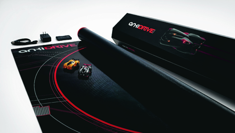ANKI Drive - like a video game that's just burst out of your TV screen